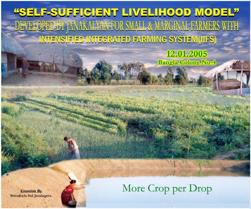 Intensified Integrated Farming System